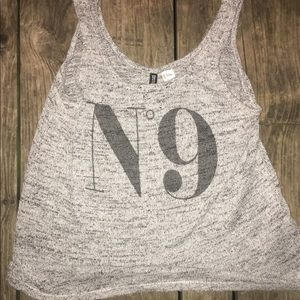 H & M Divided tank top